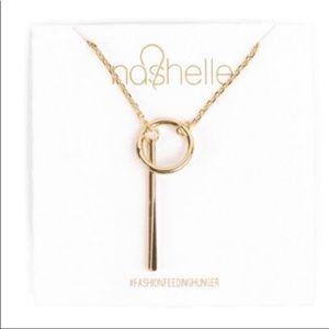 NASHELLE Lariat Necklace